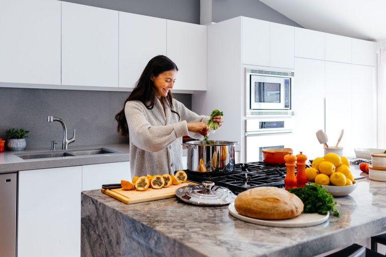 Ενισχύστε την λειτουργικότητα στην κουζίνα
